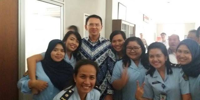 Duh Malunya, Ahoker Ketahuan bikin Hoax Surat curhatan Ahok dari balik Rutan Cipinang