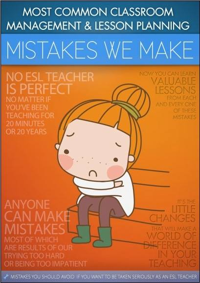 Most Common Classroom Management & Lesson Planning Mistakes We Make