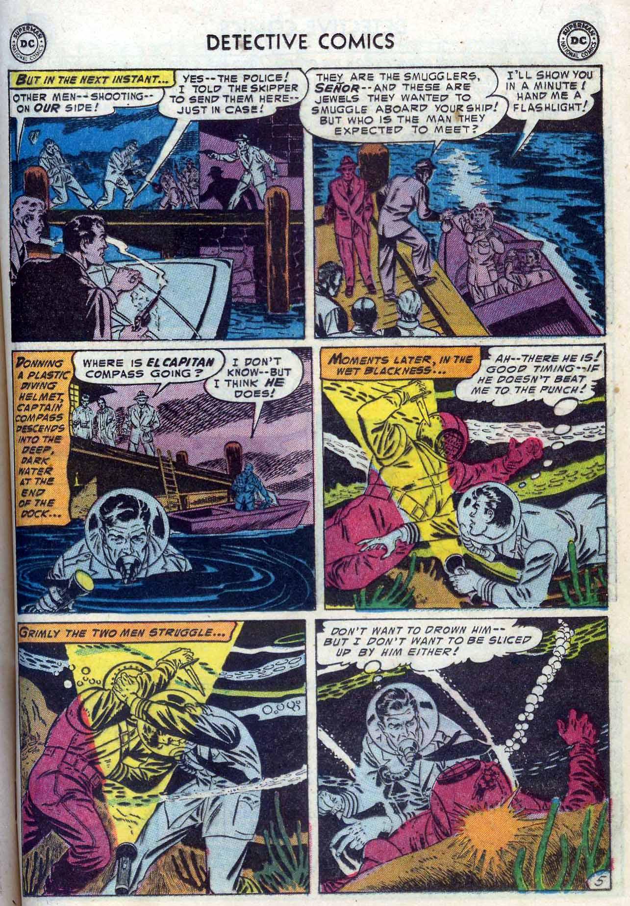 Read online Detective Comics (1937) comic -  Issue #204 - 29
