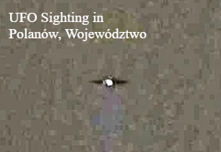 Amazing UFO footage caught in Poland.
