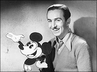 "Walt Disney: ""What you can dream, you can do""."