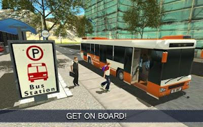 Commercial Bus Simulator 16 Apk v1.6 (Mod Money) Latest Update
