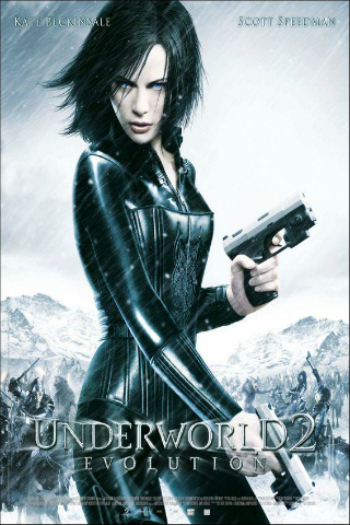 Underworld: Evolution [2006] [DVD9] [NTSC] [Latino]