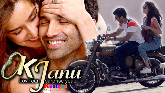 Ok Jaanu (2017) Bollywood Movie Mp3 Songs Album Download