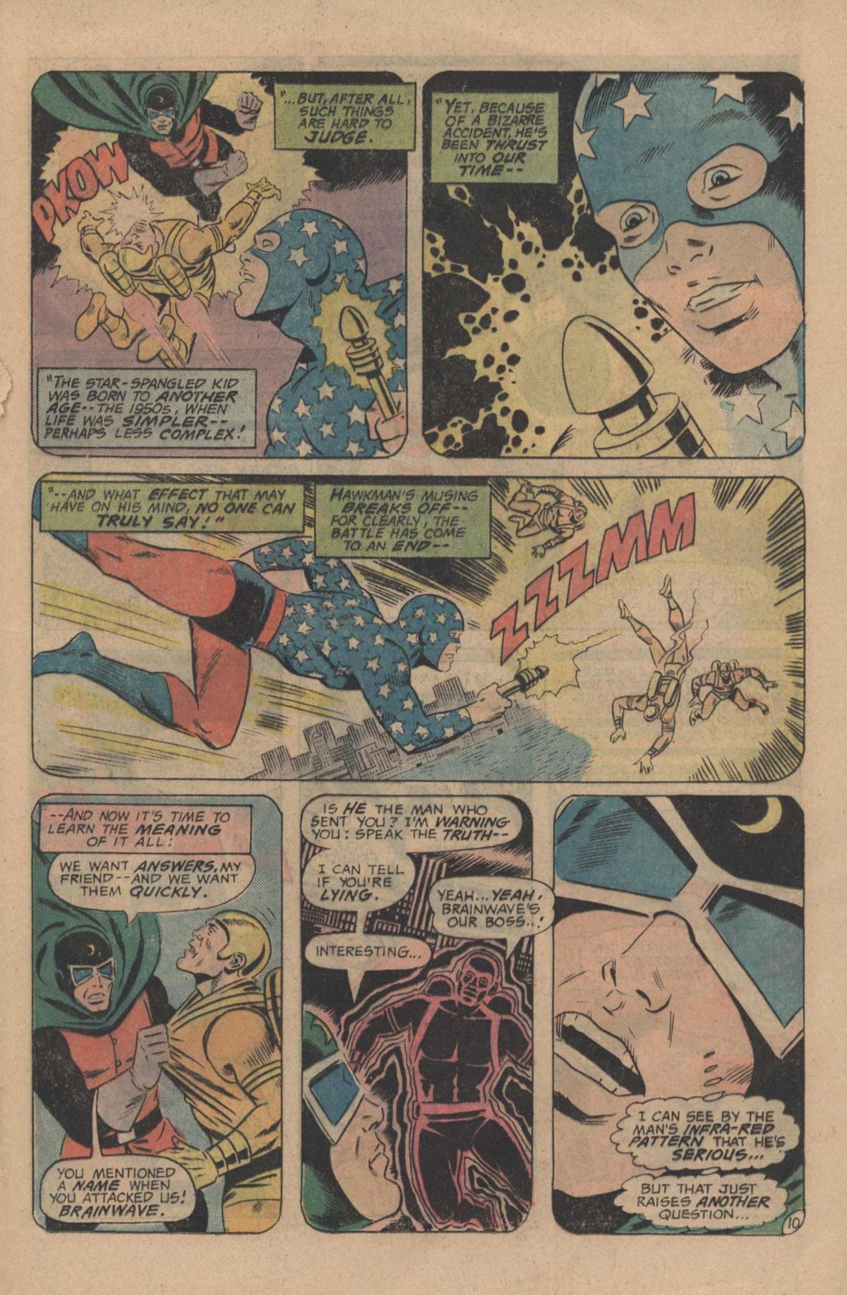 Read online All-Star Comics comic -  Issue #59 - 21