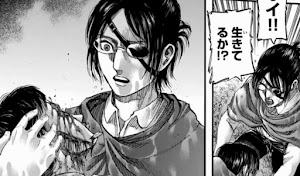 Shingeki no Kyojin 115 - (Attack on Titan)