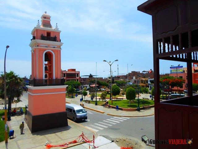 Balcon de Huaura