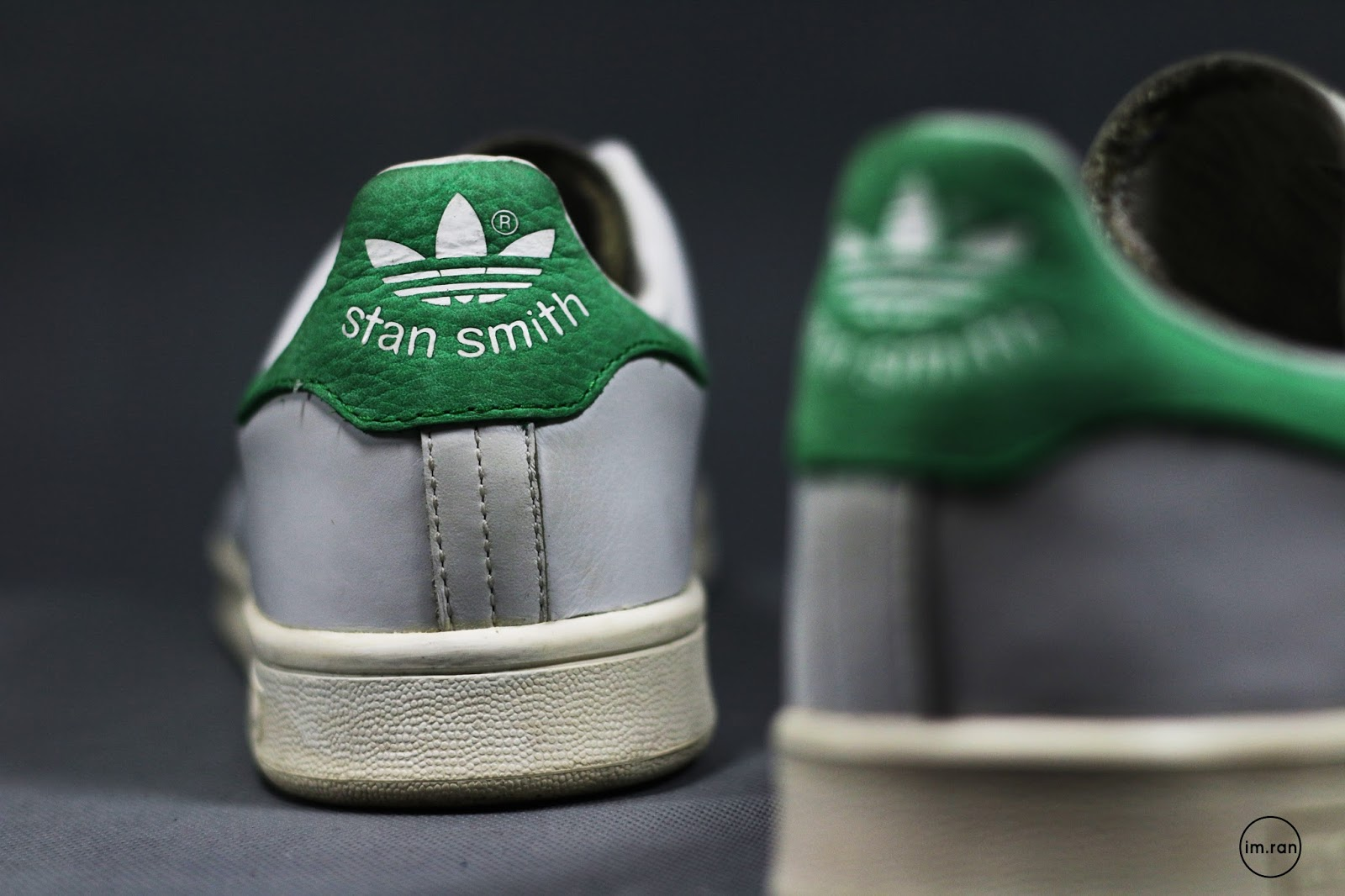 wholesale dealer b2df4 f7849 IAM-RAN: IZAR'S COLLECTION : Stan Smith