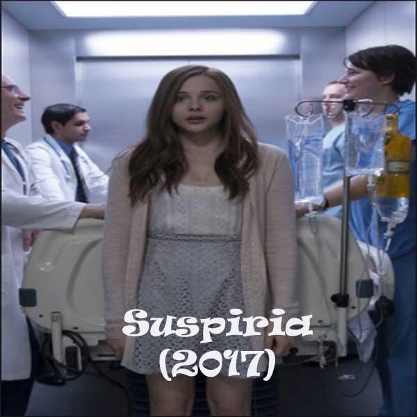 Suspiria, Suspiria Synopsis, Suspiria Trailer, Suspiria Review