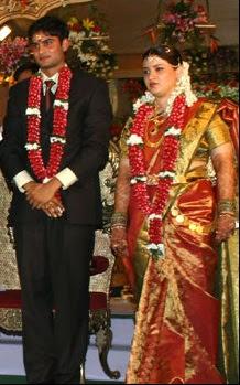 Sudheer Babu and Padmini Priyadarshini wedding
