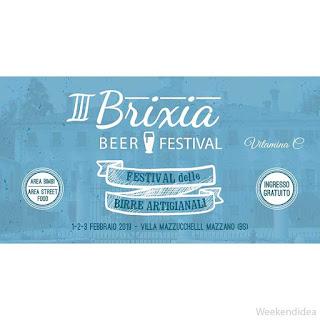 Brixia Beer Festival locandina