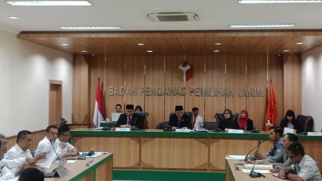 Di Sidang Ajudikasi Bawaslu, KPU Tolak Keinginan Timses Prabowo Tutup Situng