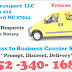 Need a local courier? Try PDD Transport