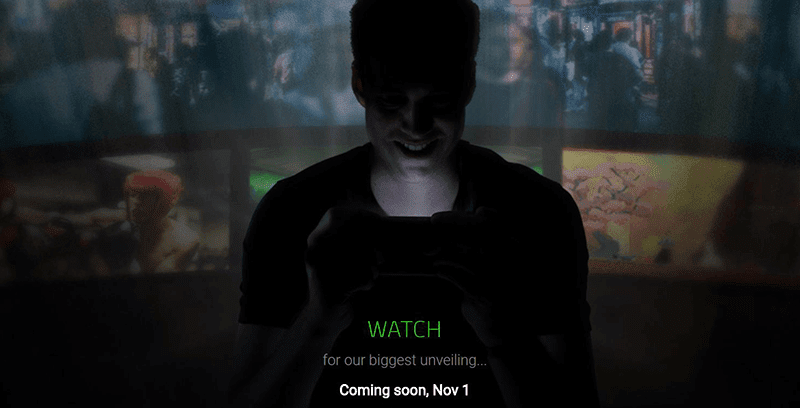 Razer To Launch Their First Smartphone Or Tablet Designed For Gamers In November?