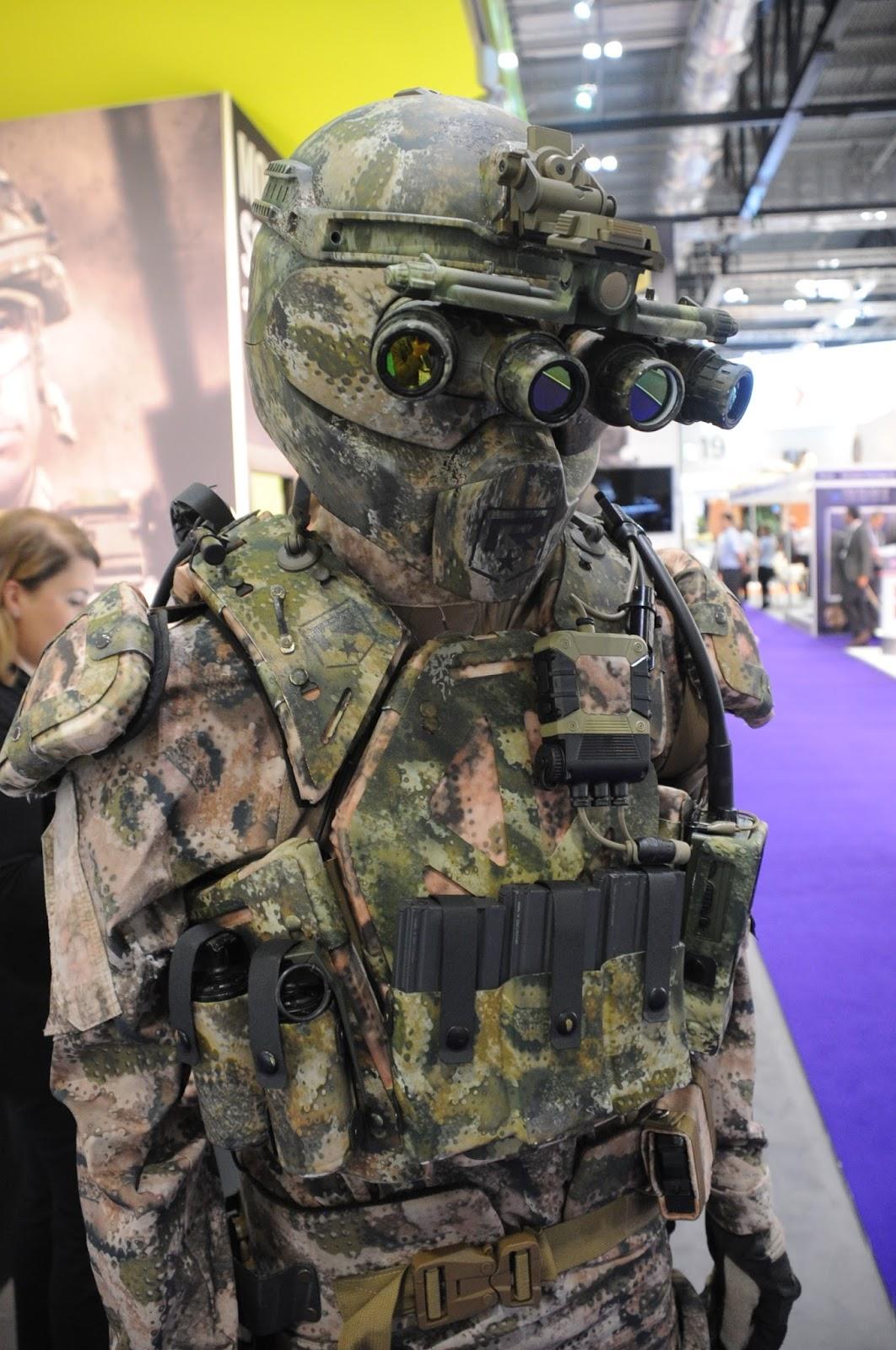 Military Technology Dsei 2015 Andre Forkert S