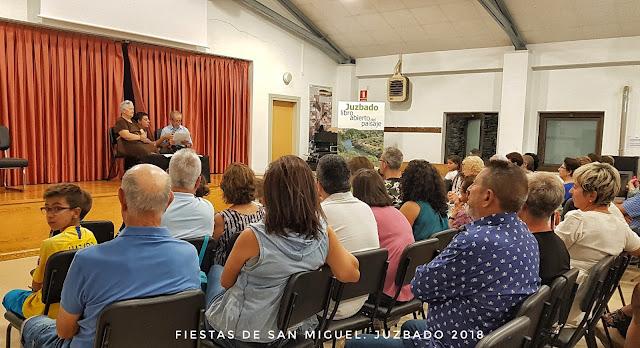 Juzbado, Fiestas de San Miguel 2018