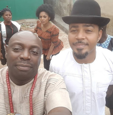 segun arinze comment new nollywood actors