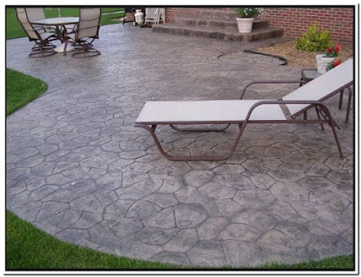Pressed Concrete Patio Cost Albany Ny