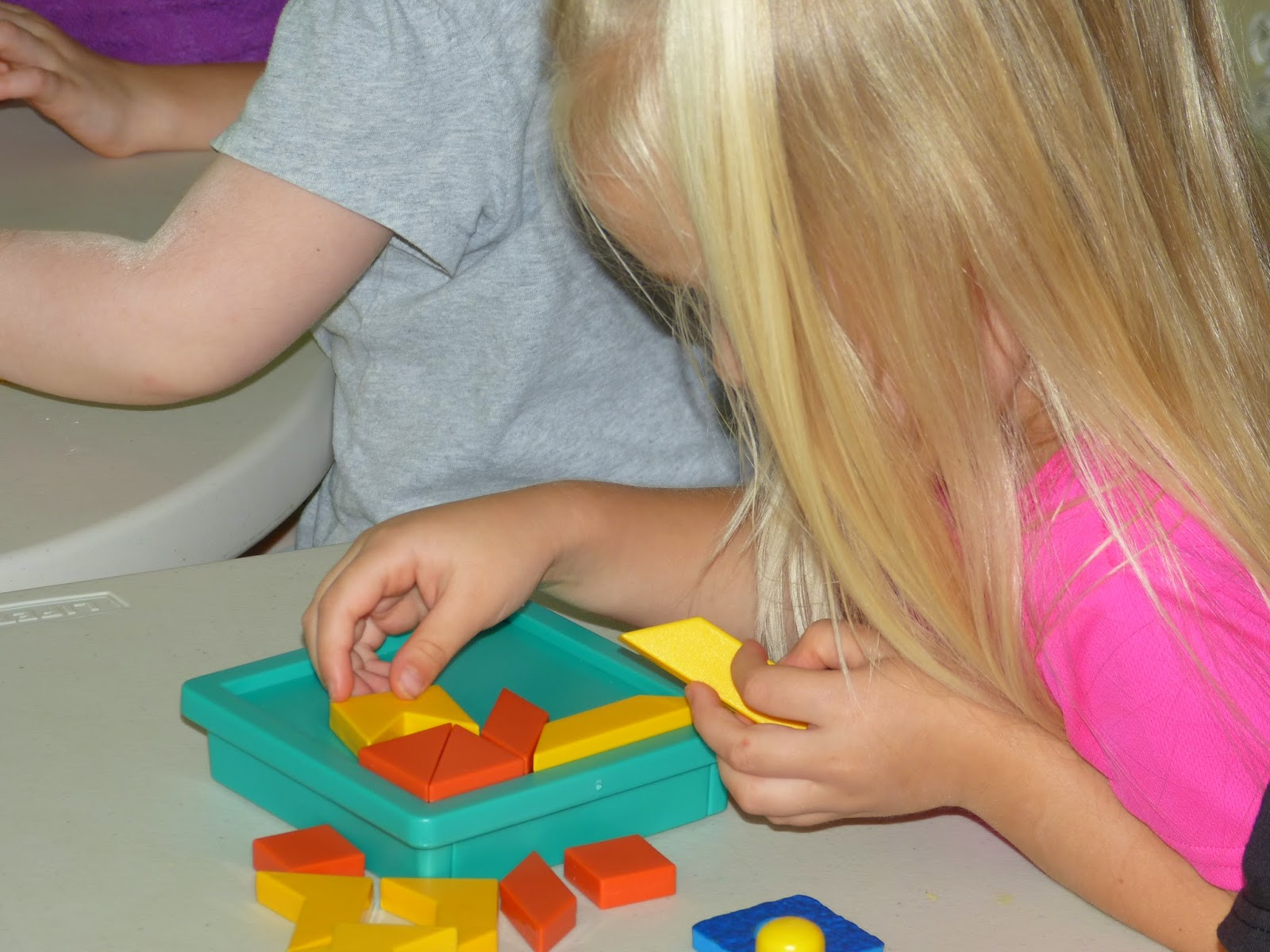 Developing mathematical thinking through playful experiences