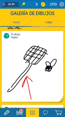 Pictionary app - juego de mesa familia - dibujar y adivinar - dibujo