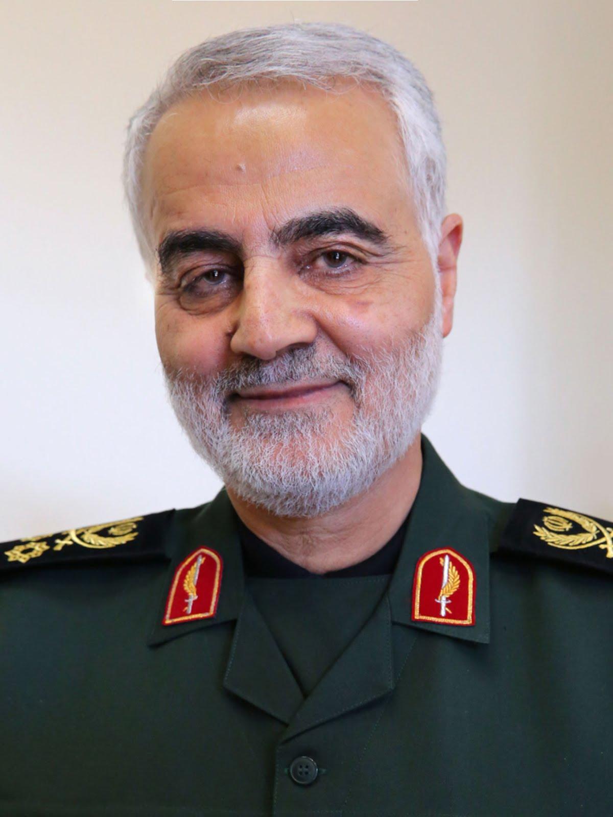 Haj Qassim Soleimani