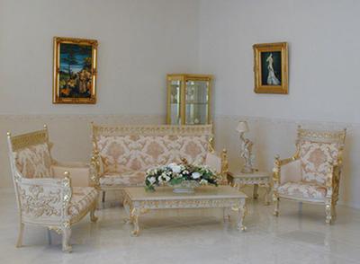 sofa tamu italy model raja