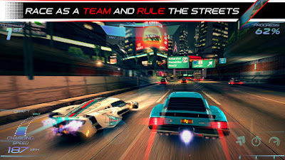لعبة Rival Gears Racing
