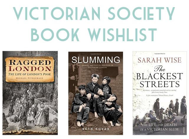 Victorian Society Books