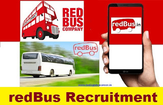 RedBus Current Recruitment 2019 Project Manager Post