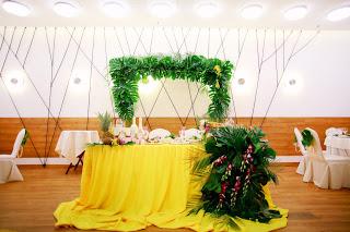 свадьба тропики