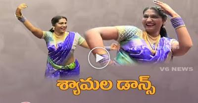 Jogini Shyamala Teenmaar Dance At Lashkar Bonalu | Secunderabad