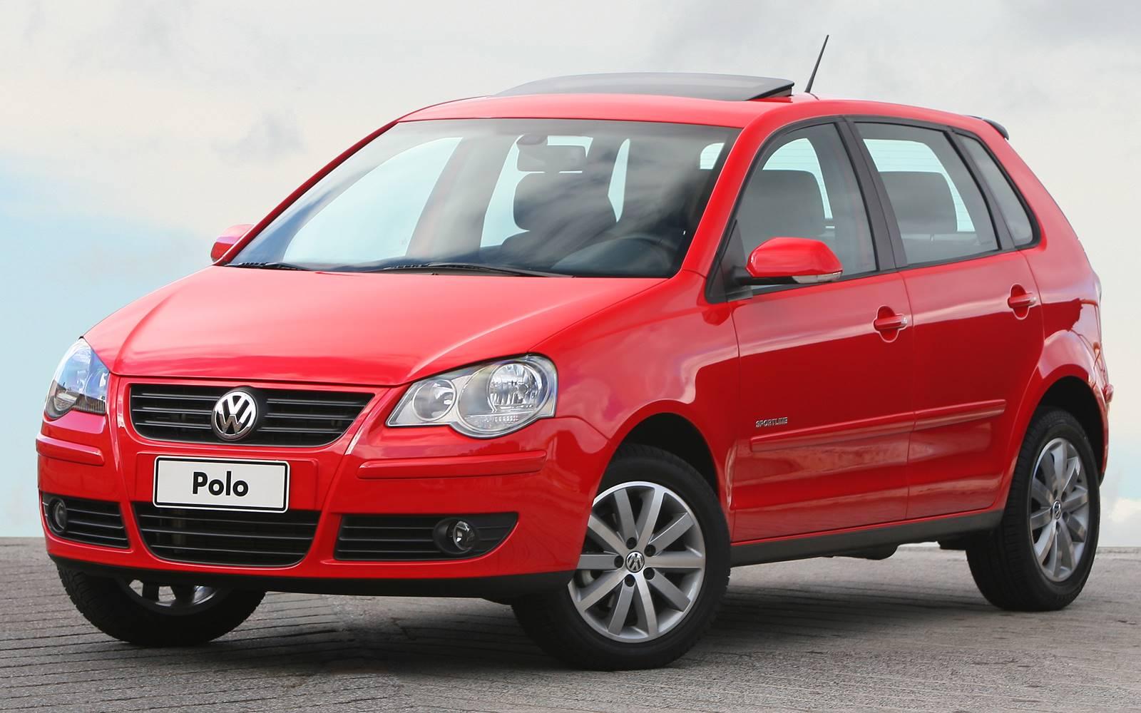 Notícias Ponto Com : Volkswagen retira o Polo do seu ...