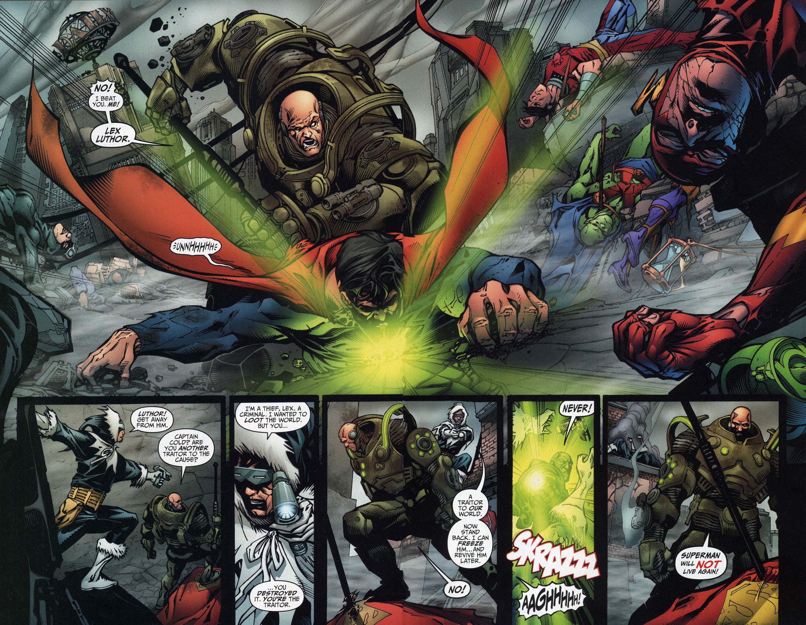 Superboy [I] Issue #3 #3 - English 29