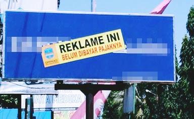 Jasa Pengurusan Pajak Reklame, Letter dan Neonbox Malang