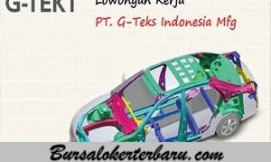 Lowongan Kerja Karawang : PT G-Tekt Indonesia Manufacturing - Operator Produksi