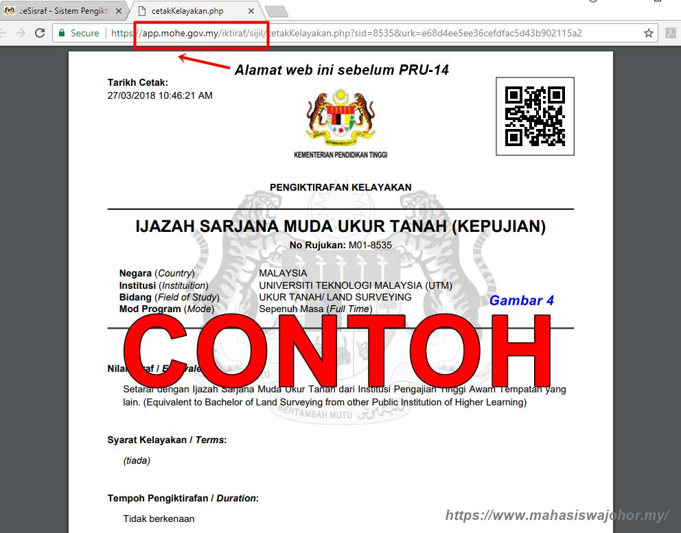 Kenapa Aku Gagal Mohon Kerja Kerajaan Pertubuhan Mahasiswa Johor
