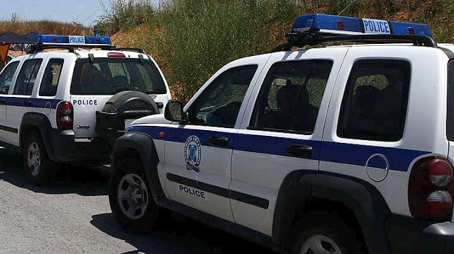 Συνελήφθησαν 5 άτομα για κλοπή στο Άργος