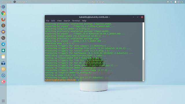 Cara Install Alternative SPSS di Linux Ubuntu - GNU PSPP