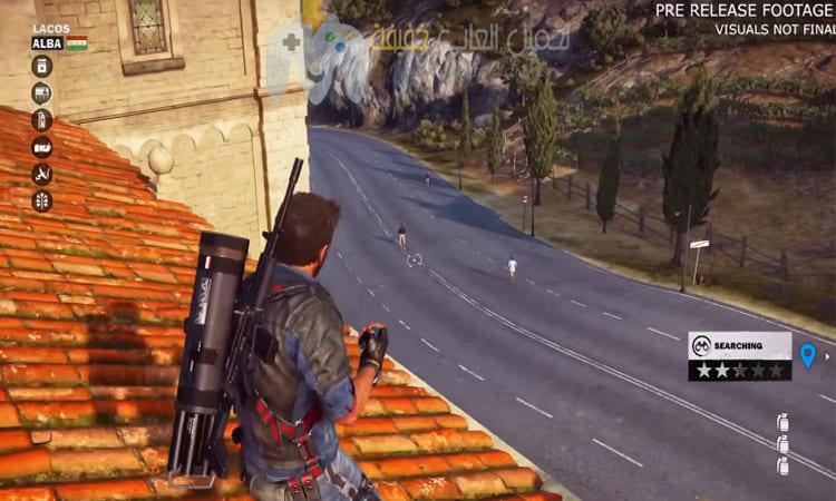 تحميل لعبة Just Cause 3 للكمبيوتر مضغوطة