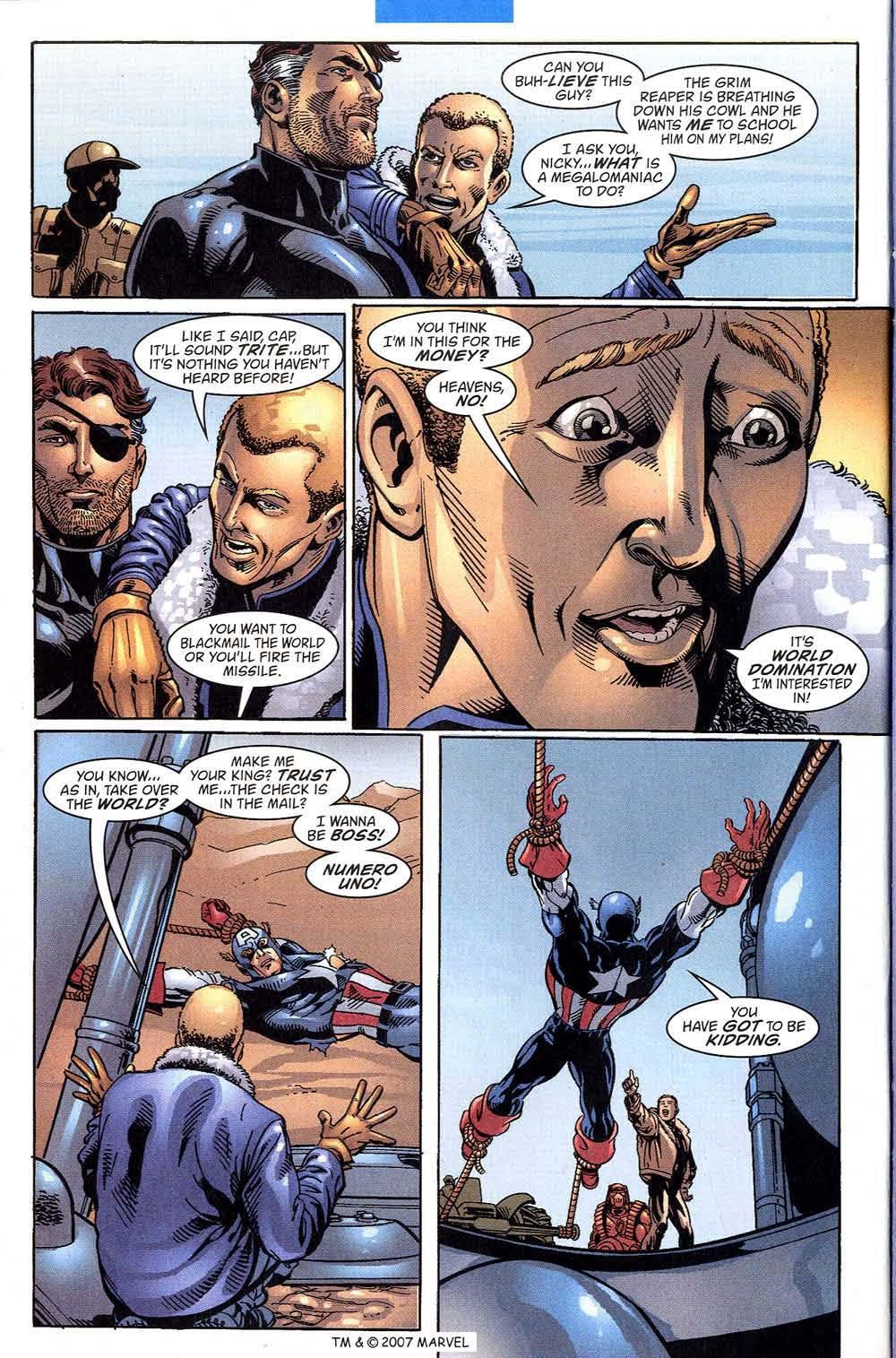 Captain America (1998) Issue #43 #50 - English 10