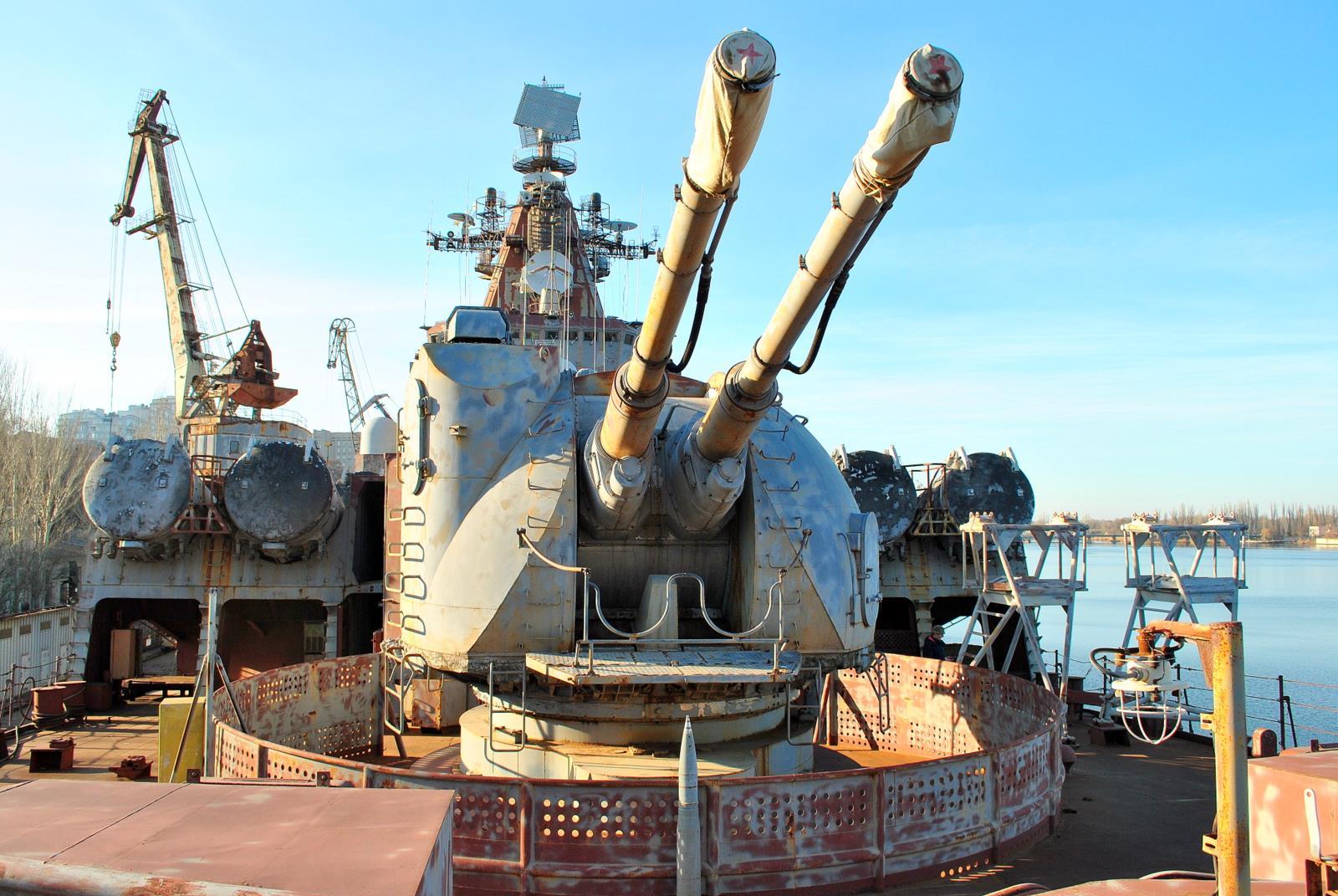 Недобудований крейсер
