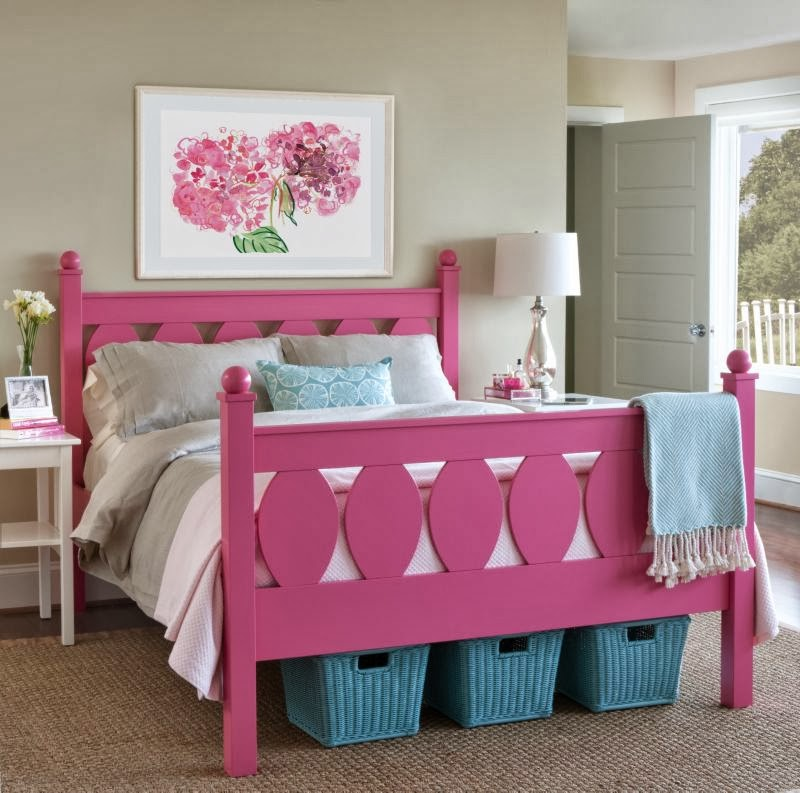 The Summerhouse Bed From Stanley S Coastal Living Cottage