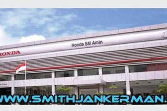 Lowongan Honda SM Amin Pekanbaru Siak Juli 2018