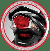 Lampu Belakang Dinamis HONDA REVO FI SW Nagamas Motor Klaten