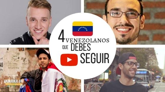 Venezolanos influencer en el extranjero