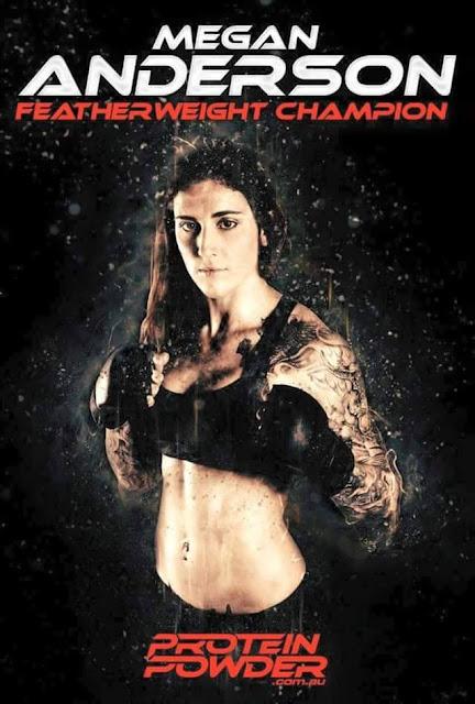 Megan Anderson - MMA Women