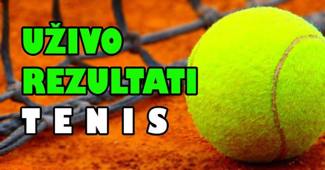 Rezultati uživo tenis