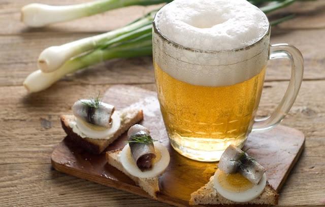 Ταιριαστοί συνδυασμοί με μπίρα