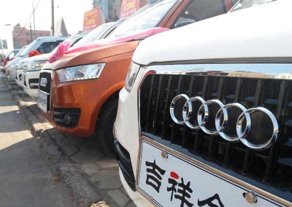 Ngay cả những chiếc Audi còn bị nhái...thì mô tô chẳng là xá gì