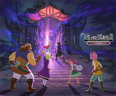 Ni no Kuni II: El Renacer de un Reino (Ni no Kuni II: REVENANT KINGDOM): La guarida del señor perdido